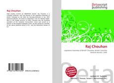 Bookcover of Raj Chouhan