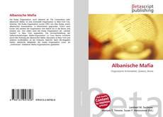 Albanische Mafia kitap kapağı