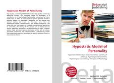 Bookcover of Hypostatic Model of Personality