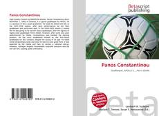 Buchcover von Panos Constantinou