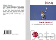 Обложка Socotra Warbler