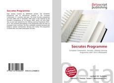Обложка Socrates Programme