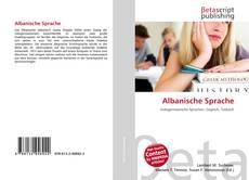 Buchcover von Albanische Sprache