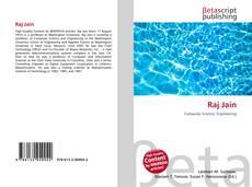 Bookcover of Raj Jain