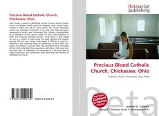Buchcover von Precious Blood Catholic Church, Chickasaw, Ohio