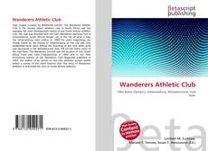 Bookcover of Wanderers Athletic Club