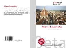 Albanus Schachleiter的封面