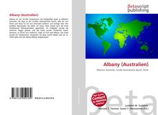 Bookcover of Albany (Australien)