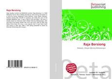Bookcover of Raja Bersiong