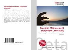 Precision Measurement Equipment Laboratory kitap kapağı