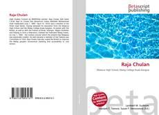 Bookcover of Raja Chulan