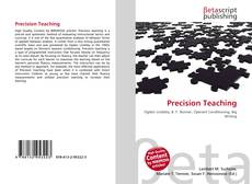 Portada del libro de Precision Teaching