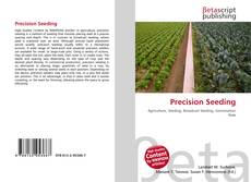 Portada del libro de Precision Seeding