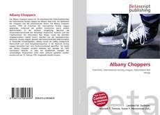 Обложка Albany Choppers