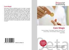 Bookcover of Coin Magic