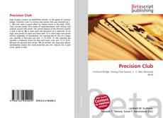 Portada del libro de Precision Club