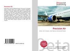 Portada del libro de Precision Air