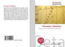 Portada del libro de Precision, Statistics