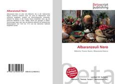 Bookcover of Albaranzeuli Nero