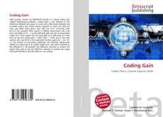 Bookcover of Coding Gain