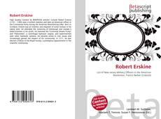 Buchcover von Robert Erskine