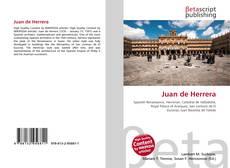 Bookcover of Juan de Herrera