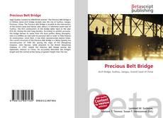 Capa do livro de Precious Belt Bridge