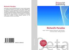 Couverture de Richard's Paradox