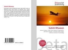 Bookcover of Satish Dhawan