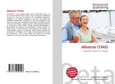 Bookcover of Albatros (1942)
