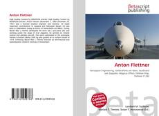 Capa do livro de Anton Flettner