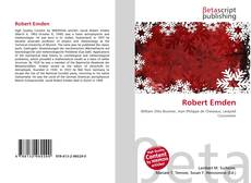 Bookcover of Robert Emden