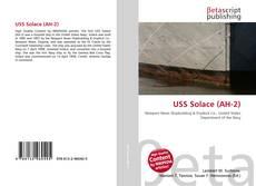 USS Solace (AH-2) kitap kapağı