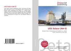 USS Solace (AH-5) kitap kapağı