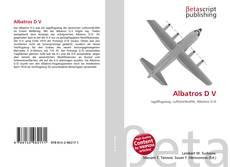 Borítókép a  Albatros D V - hoz