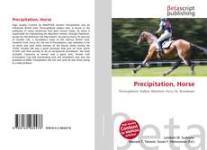 Couverture de Precipitation, Horse