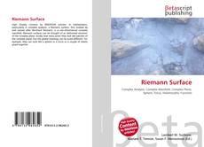 Portada del libro de Riemann Surface