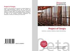 Bookcover of Project of Sergiu