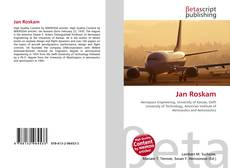 Capa do livro de Jan Roskam