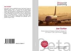 Buchcover von Joe Sutter