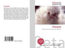 Bookcover of Precocial