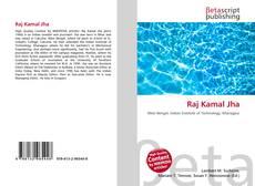 Raj Kamal Jha kitap kapağı