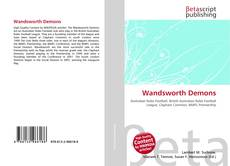 Bookcover of Wandsworth Demons