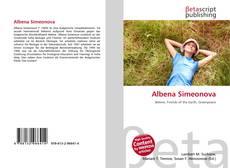 Albena Simeonova kitap kapağı