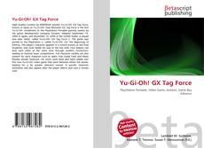 Yu-Gi-Oh! GX Tag Force的封面