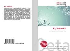 Buchcover von Raj Network