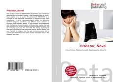 Capa do livro de Predator, Novel