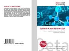 Bookcover of Sodium Channel Blocker