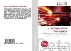 List of Web Service Frameworks的封面