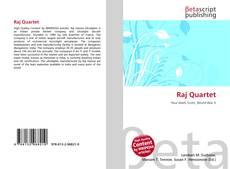 Couverture de Raj Quartet